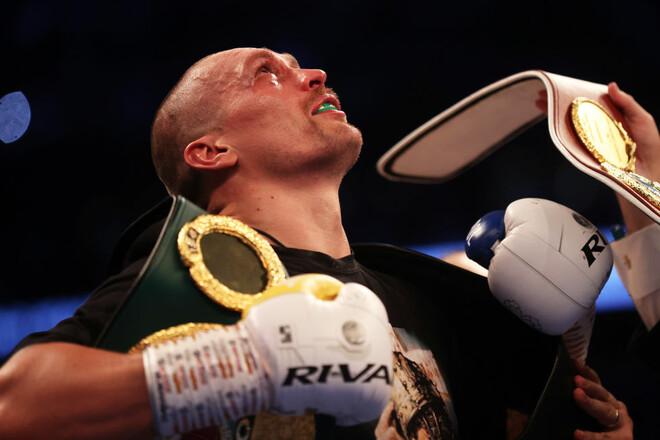 Найкращий суперважковаговик! Усик різко піднявся у боксерських рейтингах