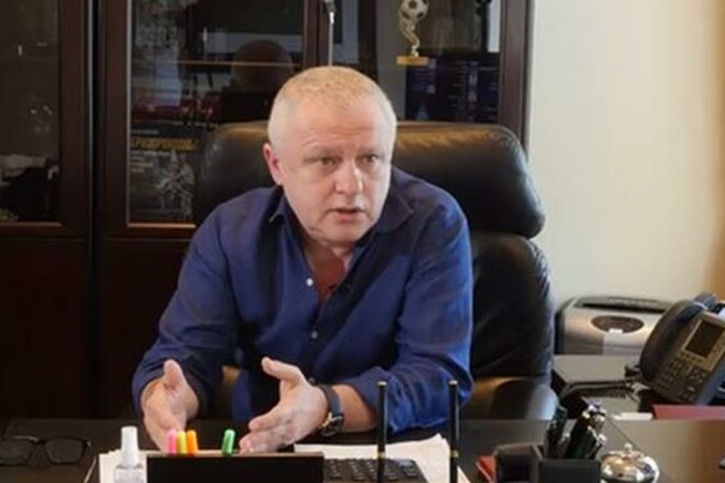 «При Шевченко такого не было». Суркис оценил конфликт Петракова и Караваева