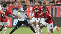 Специя — Милан — 1:2. Видео голов и обзор матча