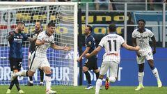 Интер — Аталанта — 2:2. Малиновский забил. Видео голов и обзор матча