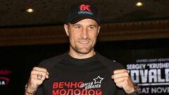 «З великою перемогою»! Відомий російський боксер тепло привітав Усика