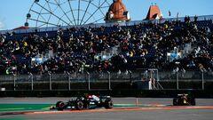 Формула-1. Гран-при России. Дождевая драма! Текстовая трансляция