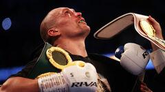 Лучший супертяжеловес мира! Усик резко поднялся в боксерских рейтингах