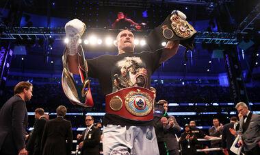 Усик поднялся в боксерских рейтингах, победа Хэмилтона, фиаско Днепра-1