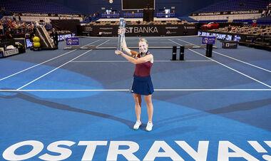 Рейтинг WTA. Свитолина покинула топ-5, рекорд Калининой, падение Ястремской