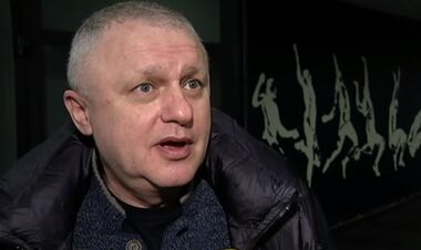 Игорь СУРКИС: «Возвращение Коломойского в футбол было бы плюсом»