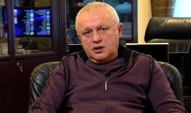 СУРКІС: «Не уявляю, як би розвивалося київське Динамо без Луческу»