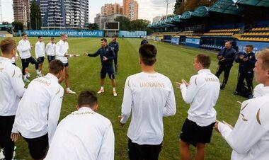 Список Ротаня. Украина U-21 готовится к матчам с Францией и Фарерами