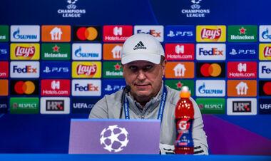 Юрий ВЕРНИДУБ: «Уважаем Реал, но не боимся. Думаем о победе»