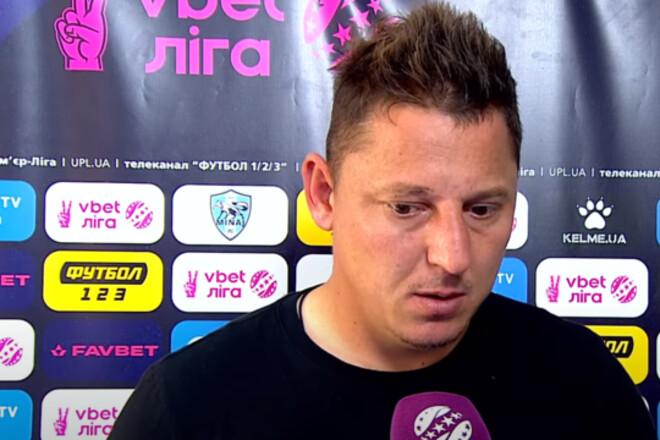 Василий КОБИН: «Команда показала самую слабую игру за период моей работы»