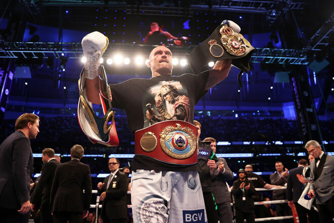 Усик піднявся в боксерських рейтингах, перемога Хемілтона, фіаско Дніпра-1