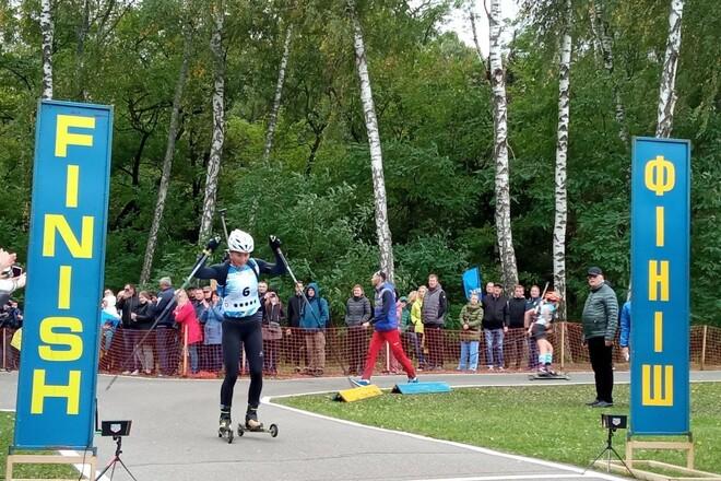 ЛЧУ-2021 з біатлону. Віта Семеренко виграла жіночий персьют