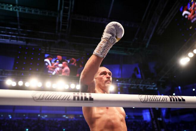 Александр УСИК: «В третьем раунде я почувствовал кровушку и пошел»