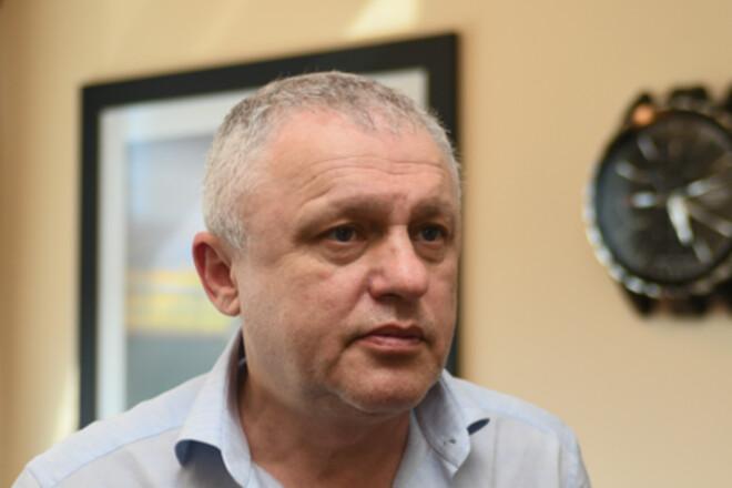 Игорь СУРКИС: «Родригеш вел себя неадекватно»