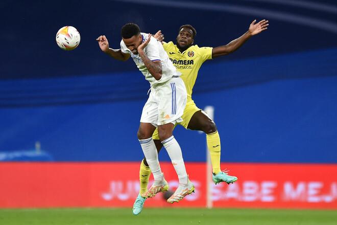 Реал – Вильярреал – 0:0. Как Эмери обезвредил галактикос. Видеообзор матча