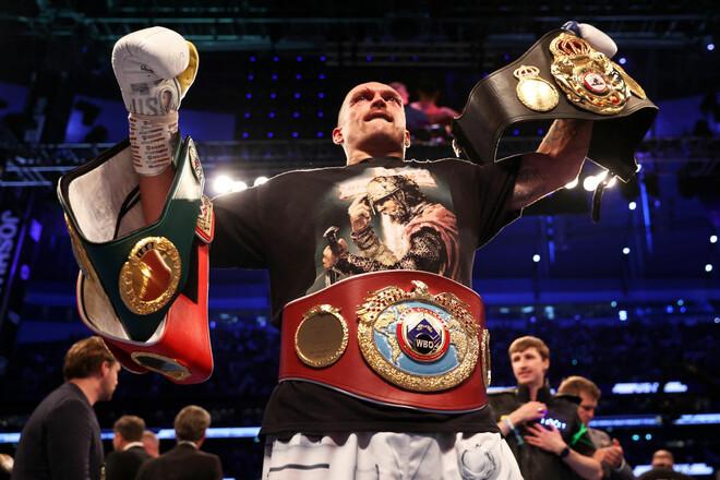 Карл ФРОЧ: «Який же Усик класний боксер»