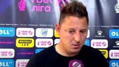 Василь КОБІН: «Команда показала найслабшу гру за період моєї роботи»