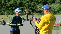Вита СЕМЕРЕНКО: «После спринта мне было очень-очень стыдно перед тренером»