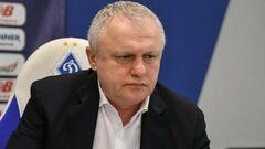 Игорь СУРКИС: «Первое место в УПЛ обесценено»