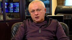 СУРКИС: «Не представляю, как бы развивалось киевское Динамо без Луческу»