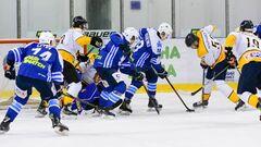 УХЛ. Сокол забросил 7 шайб, первая победа Краматорска