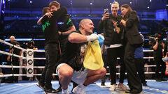 Екс-чемпіон світу: «Усик – найкращий важковаговик у світі»