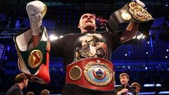Карл ФРОЧ: «Какой же Усик классный боксер»