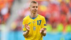 ОФІЦІЙНО. Зінченко не допоможе збірній у жовтневих матчах відбору ЧС-2022