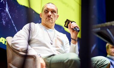 Александр УСИК: «Хочу бой за все пояса. И не хочу ждать 2-3 года»