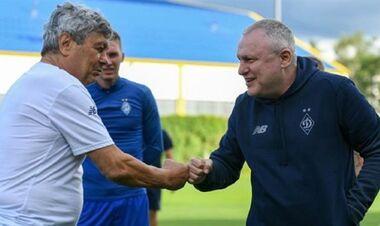 Суркис подтвердил. Контракт Луческу с Динамо продлен до 2024 года