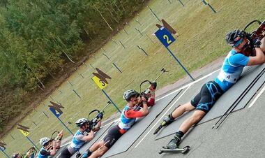 ЛЧУ-2021 по биатлону. Доценко выиграл мужской масс-старт