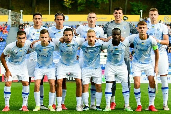 Бавария U-19 – Динамо Киев U-19 – 0:4. Текстовая трансляция матча