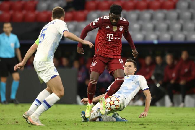Бавария – Динамо – 5:0. Текстовая трансляция матча
