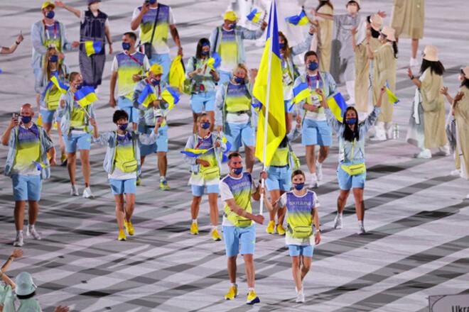 Украинские олимпийцы получат призовые за 4-6 места из-за недобора медалей