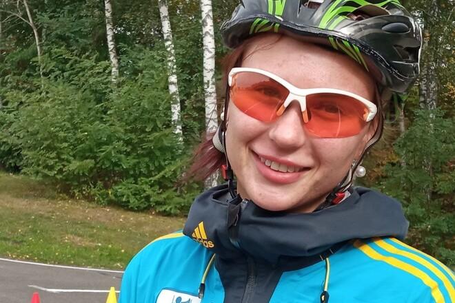 Анна КРИВОНОС: «Хотелось подтвердить личную медаль своим этапом в эстафете»