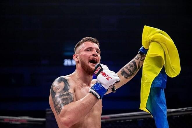 ВИДЕО. Украинец вырубил поляка и получил контракт с UFC