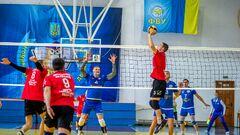 Харьковский Локомотив стал лидером мужской волейбольной высшей лиги