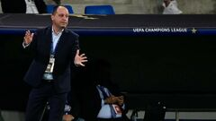 ФОТО. Як Вернидуб переміг Реал. Тріумф українського тренера у Мадриді