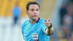 Украинские арбитры будут работать на матче группового раунда Лиги Европы