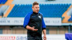 ОФІЦІЙНО: Кобін звільнений з посади головного тренера Миная