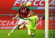 Ибрагимович забил 500-й гол в клубной карьере