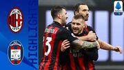 Милан – Кротоне – 4:0. Видео голов и обзор матча