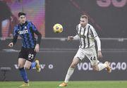 Ювентус - Интер - 0:0. Текстовая трансляция матча