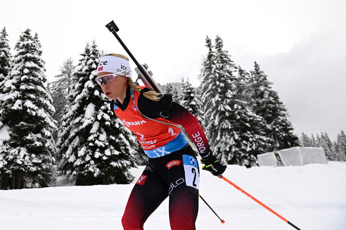 ЧС-2021 з біатлону. Збірна Норвегії оголосила склад на змішану естафету