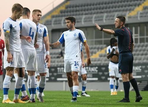 Известен стартовый состав Динамо на матч с БАТЭ