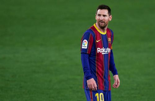 Месси вышел на второе место по голам после выхода на замену в Испании
