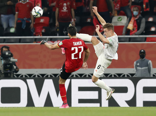 Бавария обыграла Аль-Ахли и вышла в финал Клубного чемпионата мира