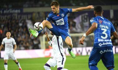 Лига конференций. Гент обыграл Анортосис, Безус отыграл 73 минуты