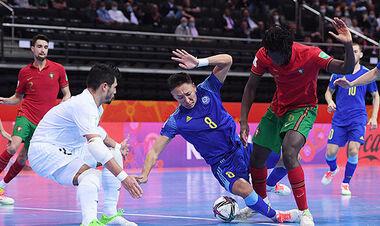 ВИДЕО. Казахстан не сумел. Определен второй финалист ЧМ-2021 по футзалу