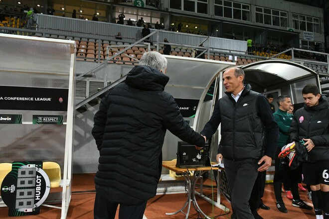 Заря – Рома – 0:3. Текстовая трансляция матча